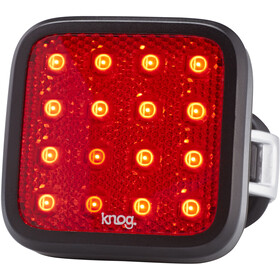 Knog Blinder MOB Kid Grid Fietsverlichting rode LED, black